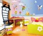 Kids room wallpapers – make a good decision in this field and make your children feel even happier