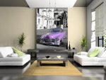 Make your house look more original owing to using wall murals